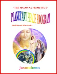 'The Madonna Frequency' Planetary Peace Program